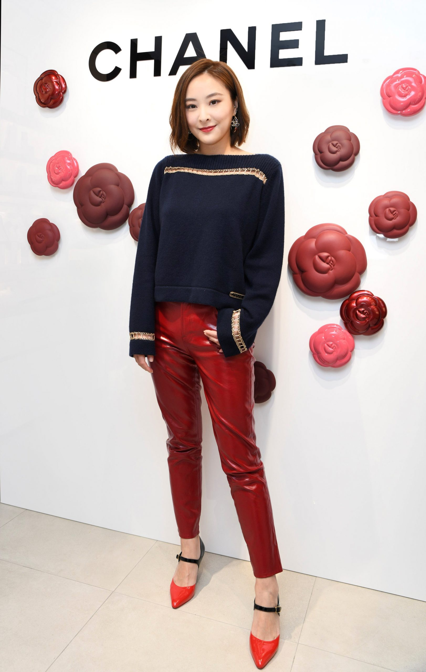 Jeannie Chan at CHANEL Beauty Studio