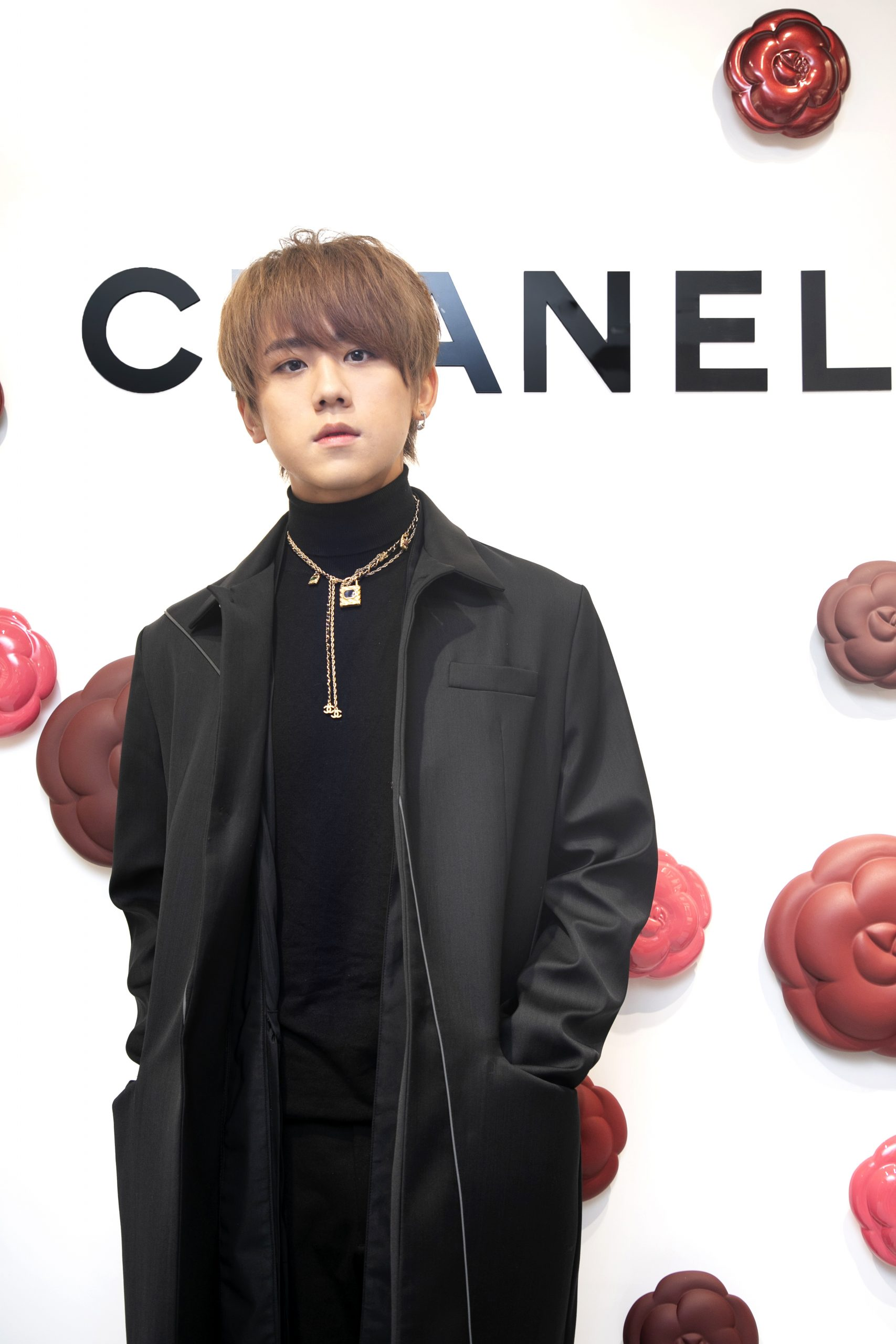 Keung To at CHANEL Beauty Studio Event 9 Jan 2020_2