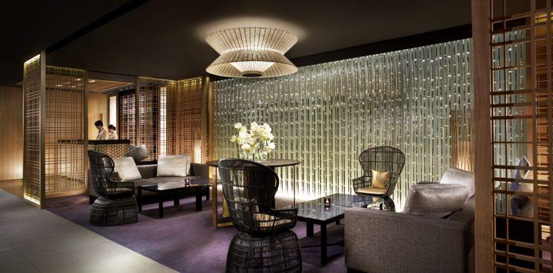 Lobby Reception area, Ritz-Carlton, Kyoto