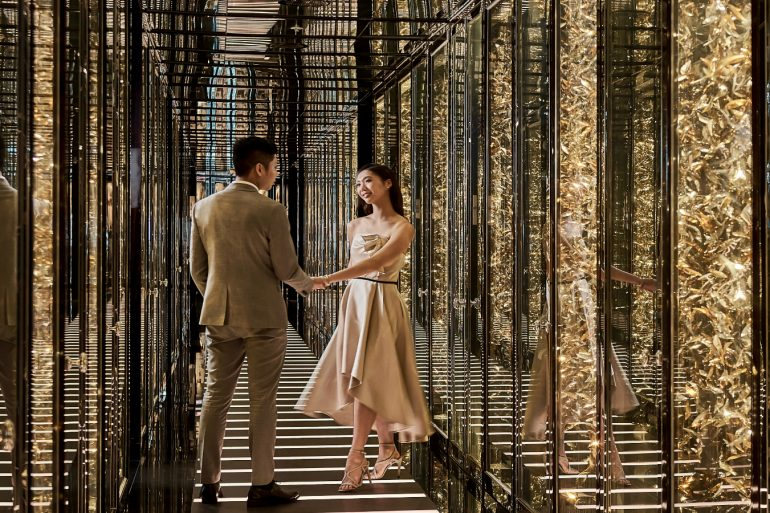 Ritz Carlton Hong Kong feature