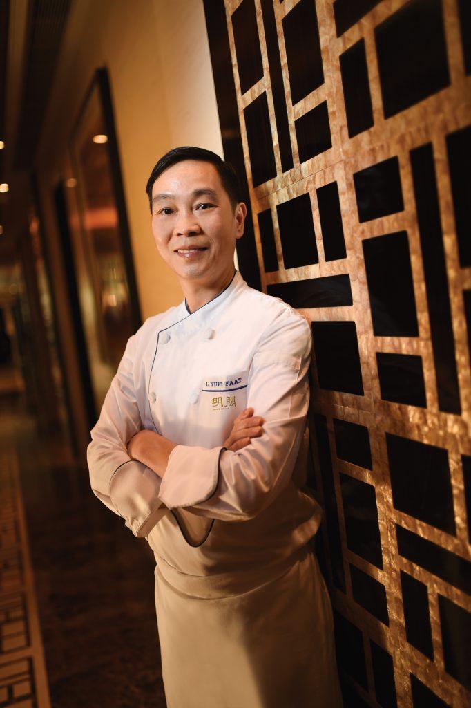 Executive Chef - Chinese Cuisine - Li Yuet Faat