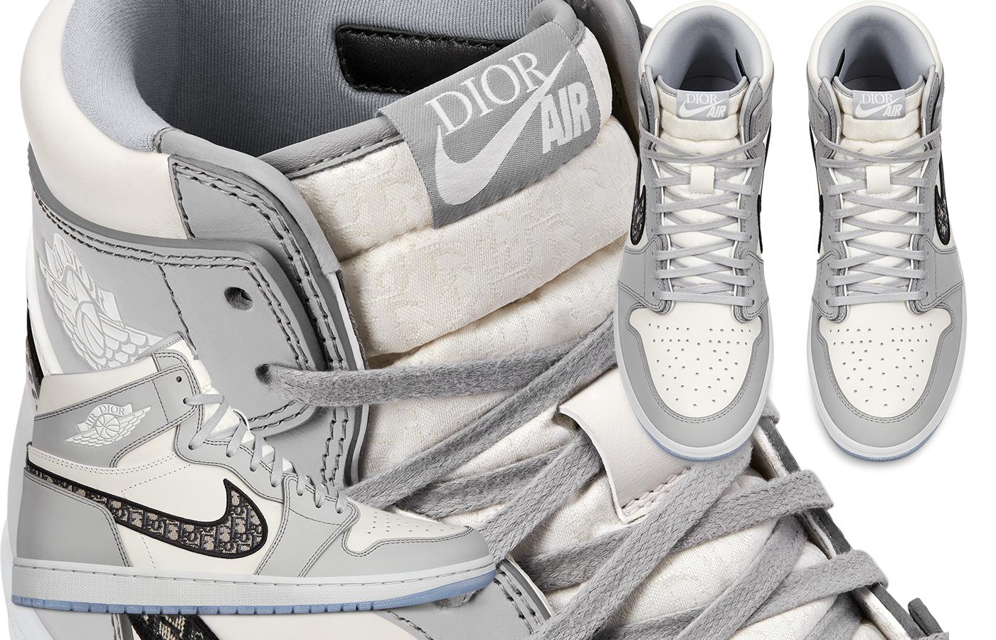 Dior X Jordan trainers – GLASS HK