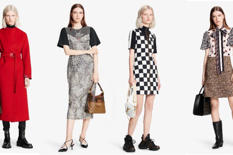 Louis Vuitton women's pre-fall 2020 collection