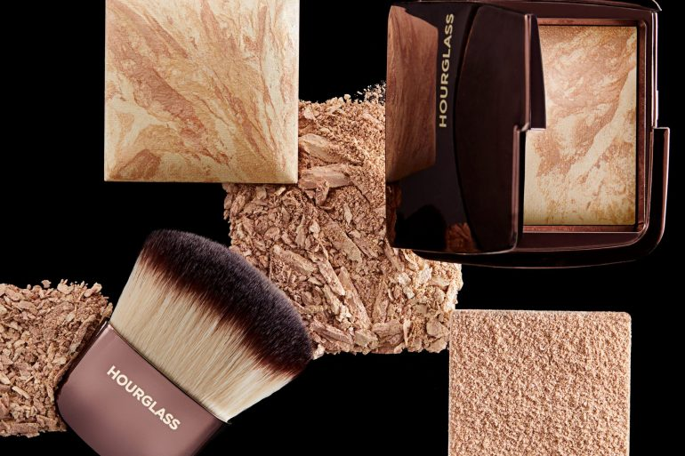 Hourglass Ambient Lighting Infinity Powder