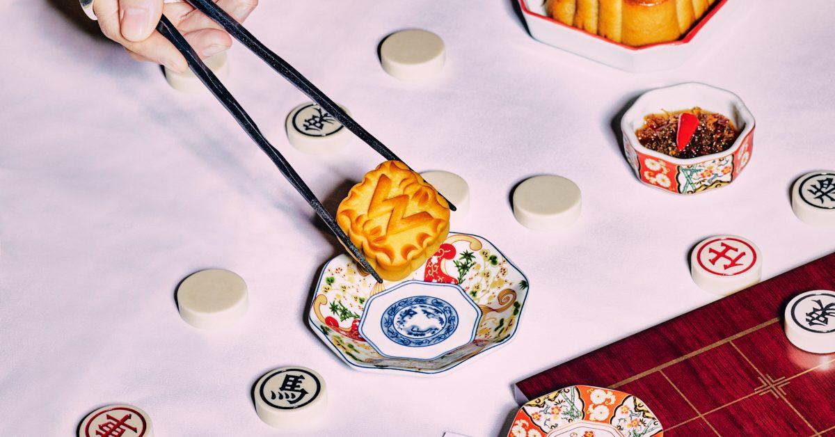 W Hong Kong Mooncake