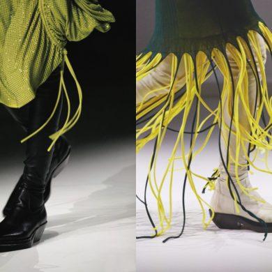 BOTTEGA VENETA: Fall 2020 - The Lean Boots