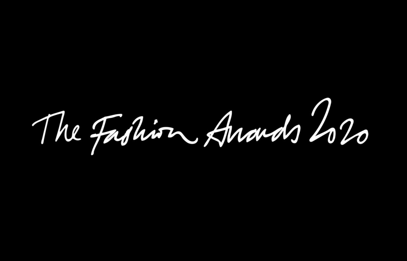 The Fashion Awards 2020