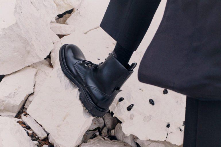 McQueen Worker Boot Chloe Le Drezen Feature