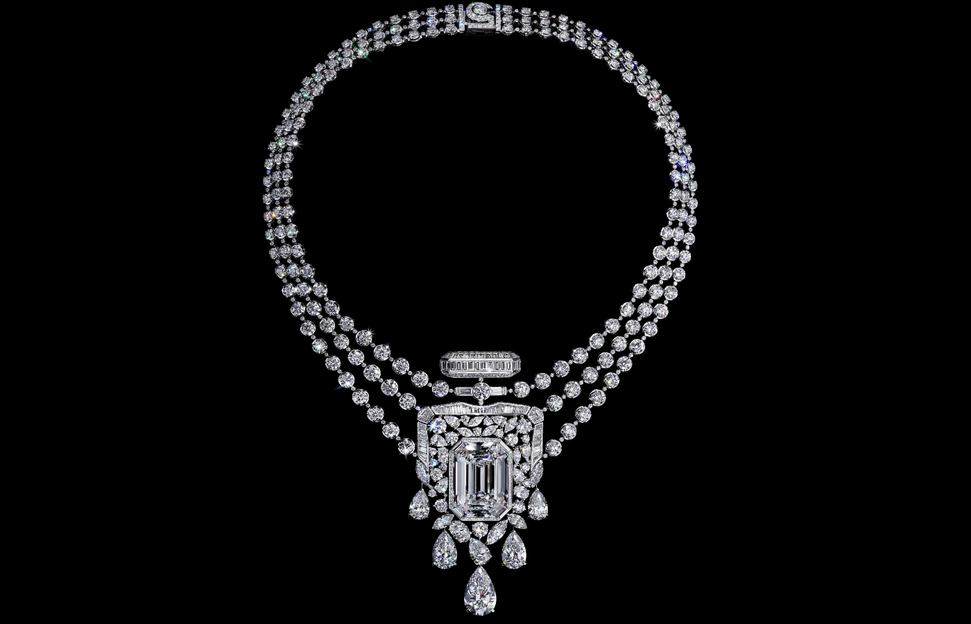 Chanel 55.55 necklace