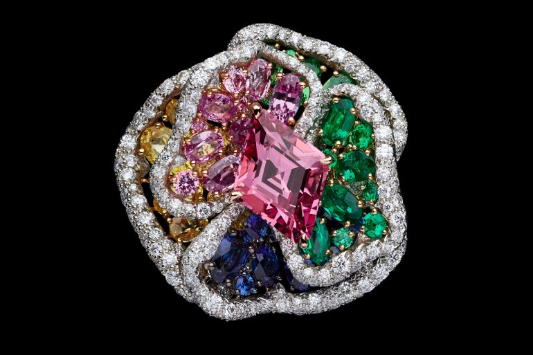 RoseDior High Jewellery
