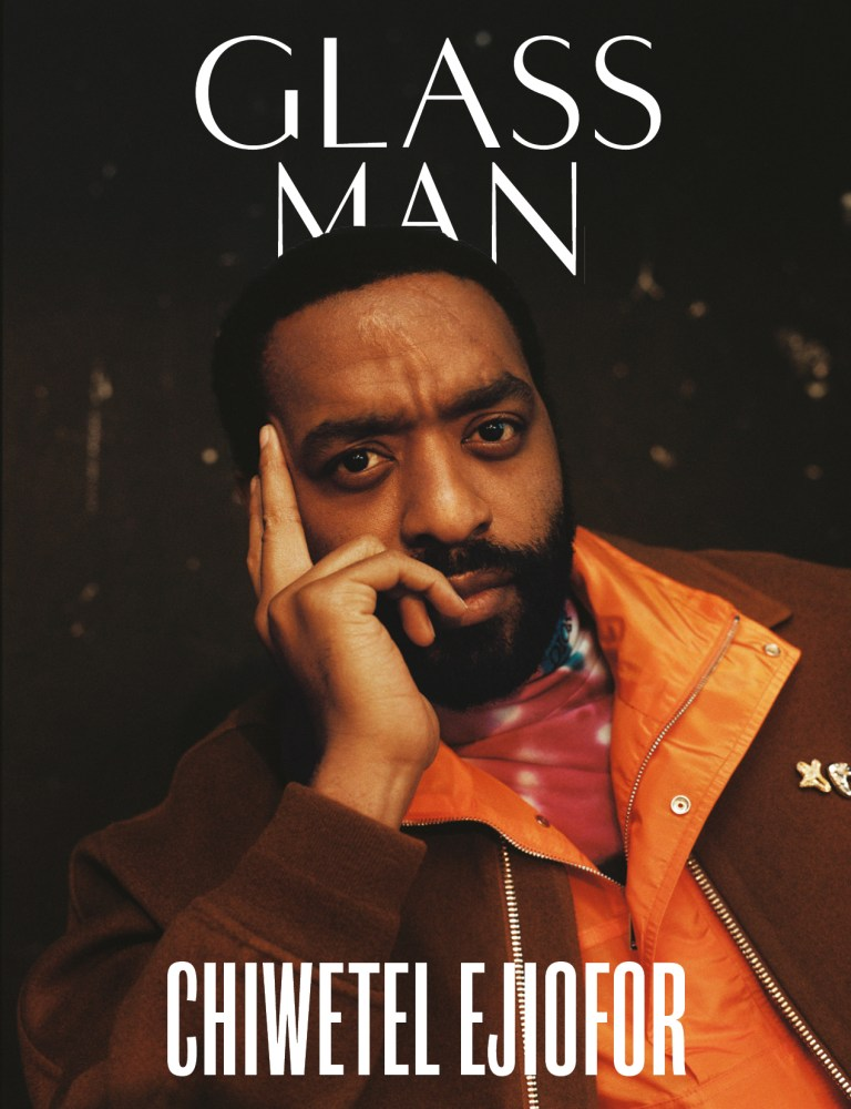 Chiwetel Ejiofer Glass Man Cover