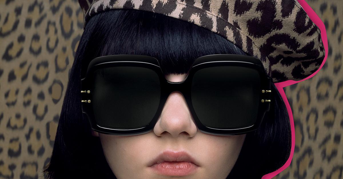 Dior Signature eyewear line