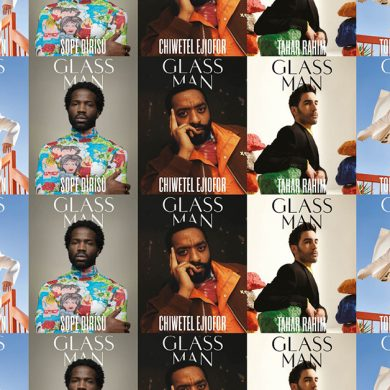 Glass Man Issue 45
