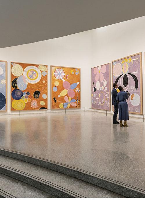 Hilma af Klint, The Secret Paintings