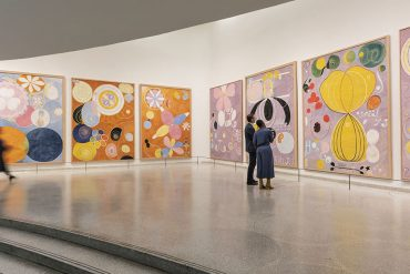 Hilma af Klint: The Secret Paintings