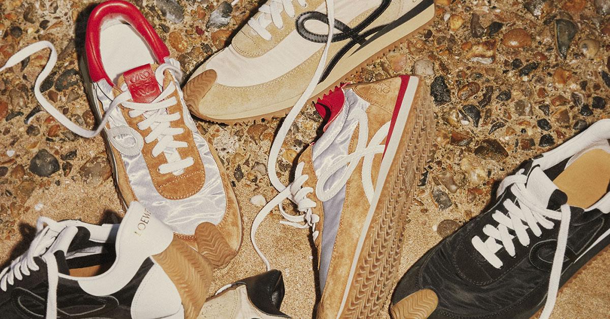 Loewe Flow Runner sneaker S/S 21
