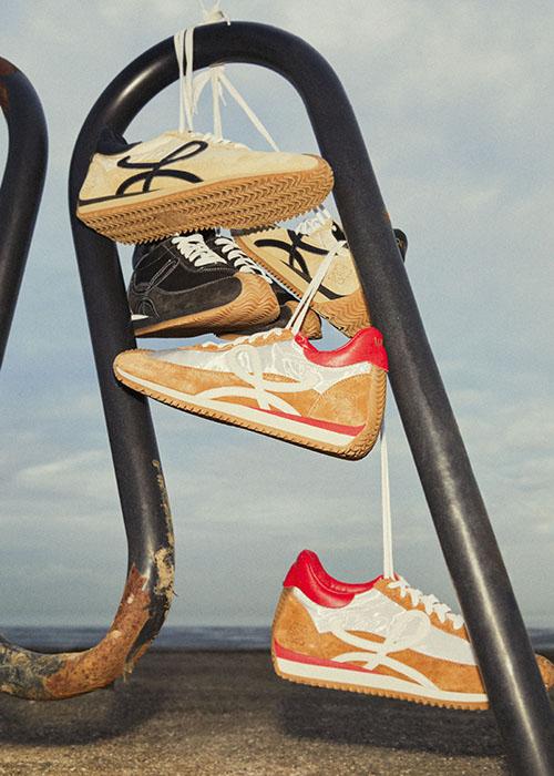 Loewe Flow runner sneaker S/S21