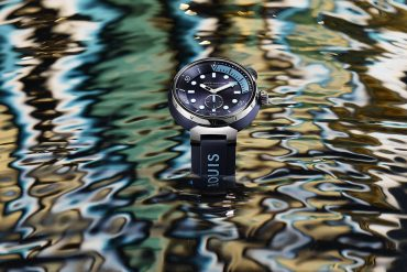 Louis Vuitton TambourStreet Diver