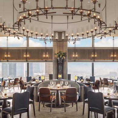 The Upper House's new restaurant Salisterra