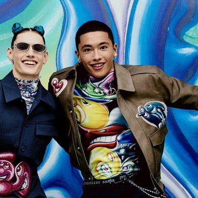 Dior's Men's Autumn/Winter 2021 collection