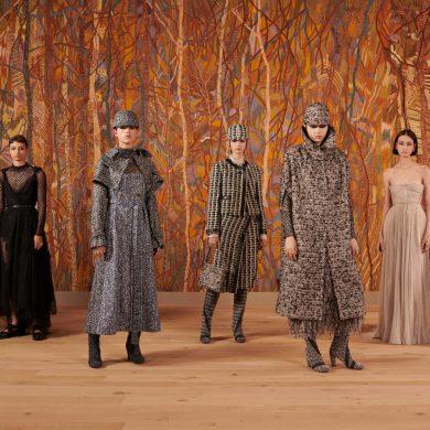 Dior AW22 Haute Couture