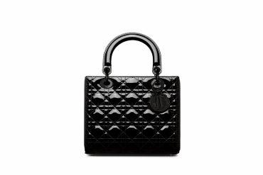 Dior Lady Dior Ultra Glossy Bag
