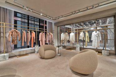 Fendi New York 57th Street Boutique