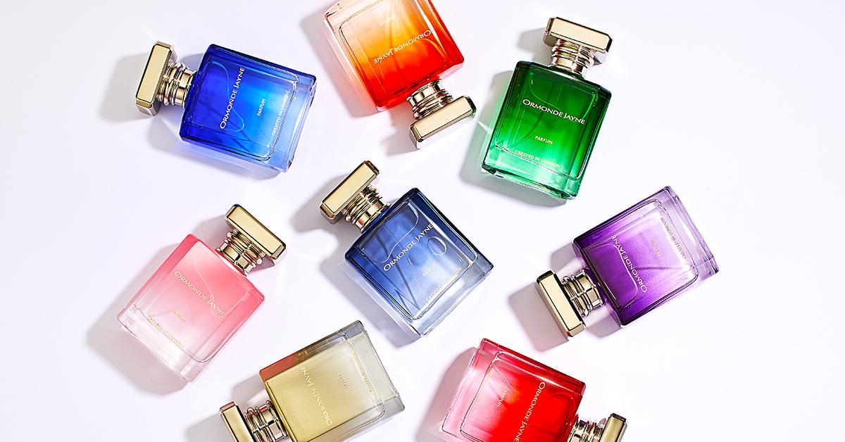 Forever refillable perfume bottles