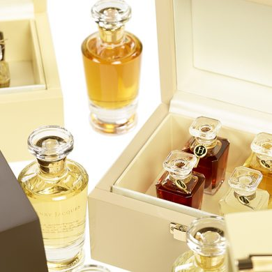 Henry Jacques Perfume Boxes