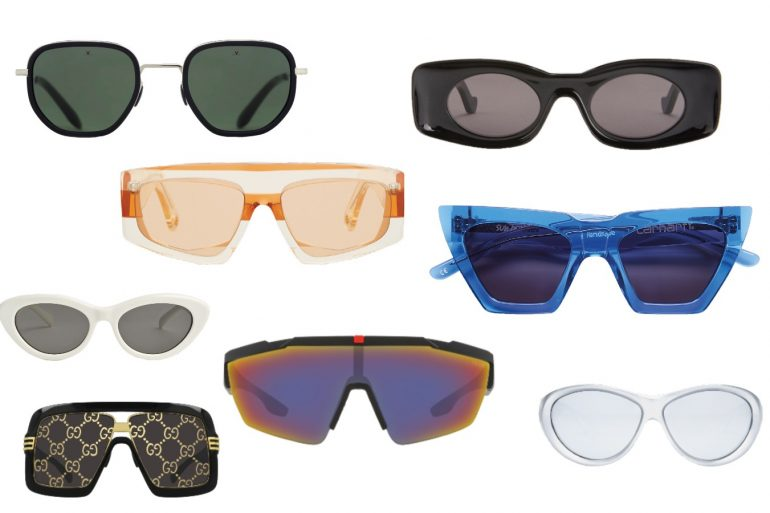 Glass Guide to Men's Summer Shades