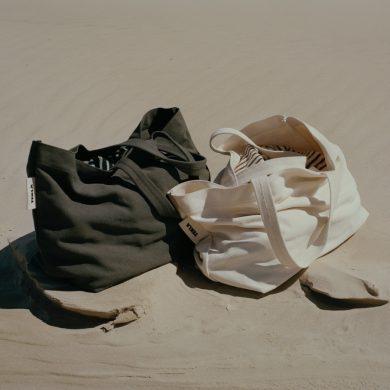 Tekla Canvas Tote Bags