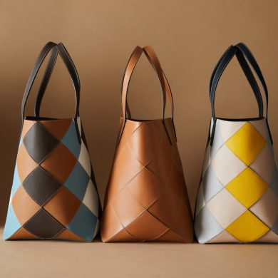 Tod's Mosaic Upcycling Collection