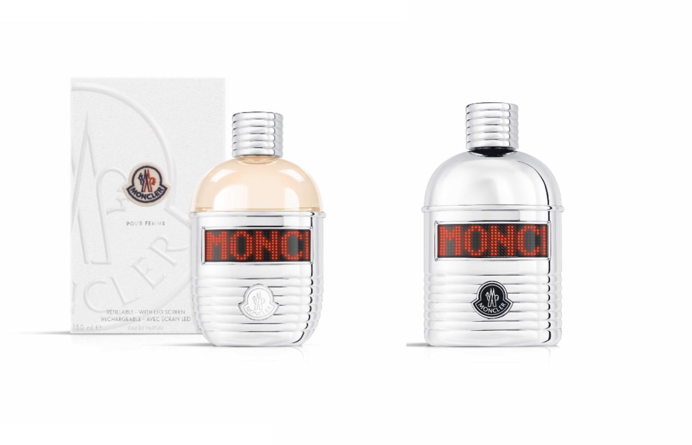 Moncler Pour Femme and Pour Homme